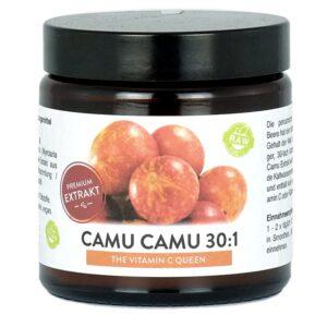 Camu Camu Extrakt Pulver Roh