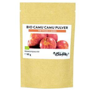 Camu Camu Pulver Bio & Roh