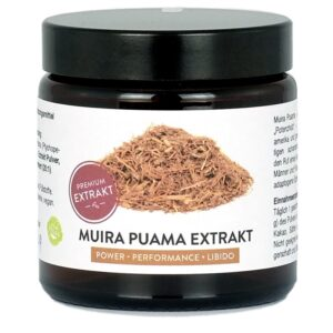 Muira Puama Extraktpulver
