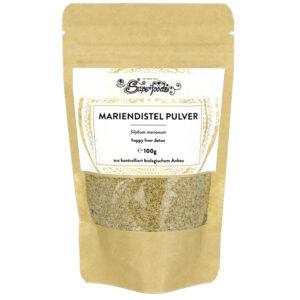 Mariendistel Pulver 100g Bio