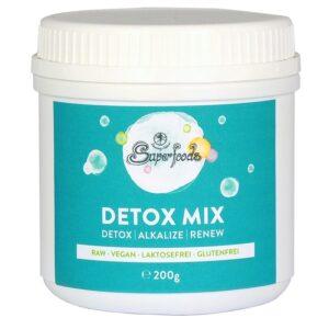 Detox Mix Pulver 200g