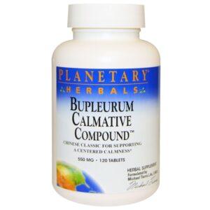 Bupleurum Calmative Compound Tabletten