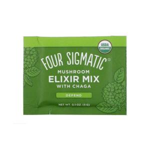 Four Sigmatic Mushroom Elixir Mix Chaga Einzelbeutel