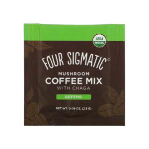 Four Sigmatic Mushroom Coffee Mix Chaga Einzelbeutel