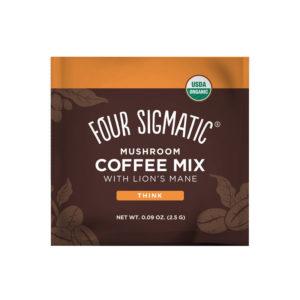 Four Sigmatic Mushroom Coffee Mix Lion´s Mane Einzelbeutel
