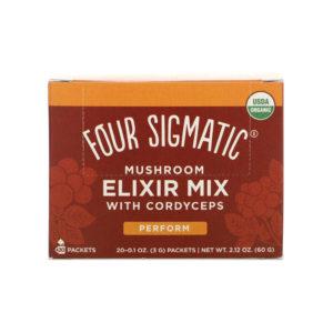 Four Sigmatic Mushroom Elixir Mix Cordyceps 20er Box