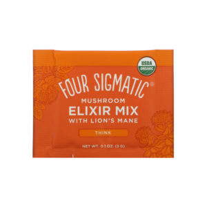 Four Sigmatic Mushroom Elixir Mix Lion´s Mane Einzelbeutel