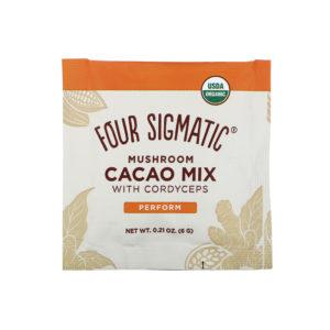 Four Sigmatic Mushroom Cacao Mix Cordyceps Einzelbeutel