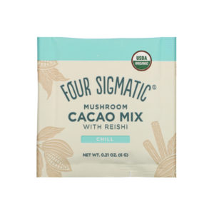 Four Sigmatic Mushroom Cacao Mix Reishi Einzelbeutel