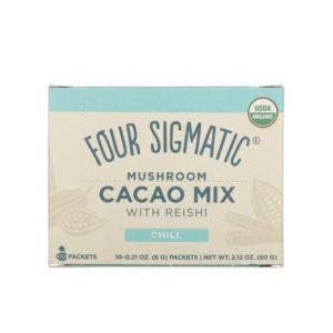 Four Sigmatic Mushroom Cacao Mix Reishi 10er Box