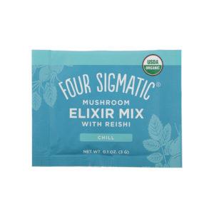 Four Sigmatic Mushroom Elixir Mix Reishi Einzelbeutel