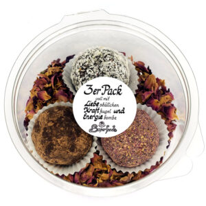 Superfood Pralinen 3er-Set