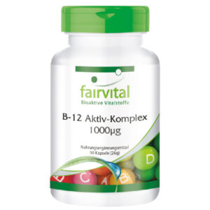 B12 Aktiv-Komplex mit Adenosylcobalamin