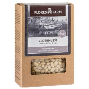Flores Farm Zedernüsse