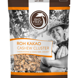 Roh Kakao Cashew Cluster