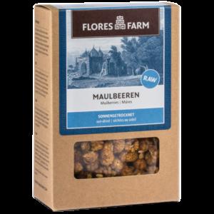 Flores Farm Maulbeeren 100g