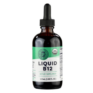 organic b-12 vimergy