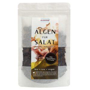 Algen für Salat