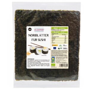 Nori-Blätter Algamar