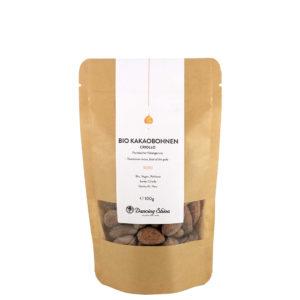 Kakaobohnen Criollo 100g Bio Raw