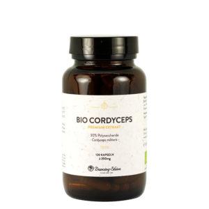 Bio Cordyceps Extrakt Kapseln