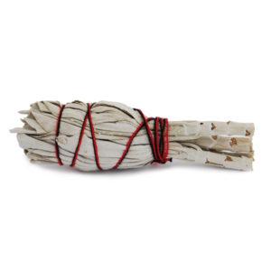 Weißer Salbei Smudge Stick klein