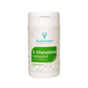 Evolution L-Glutathion reduziert