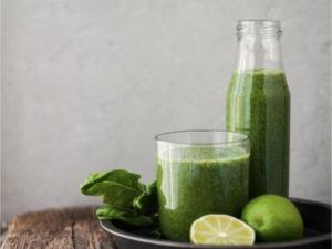 7 grüne Zutaten für Smoothies